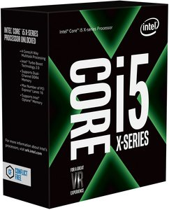 Intel Core i5-7640X Kaby Lake-X 4.0 GHz Desktop Processor