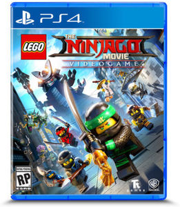 The LEGO Ninjago Movie Video Game (PS4 Download)