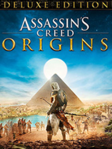 Assassin's Creed: Origins Deluxe Edition (PC Download)