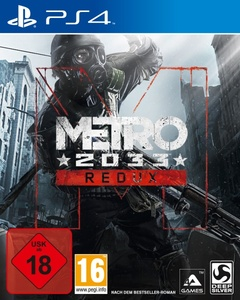 Metro 2033 Redux (PS4 Download) - PS Plus Required