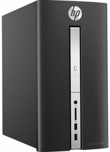 HP Pavilion 570-p014 AMD A10-9700, 8GB RAM, 1TB HDD (Refurbished)