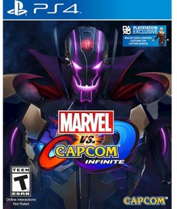 Marvel vs. Capcom: Infinite Deluxe Edition (PS4 Download)