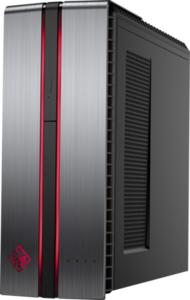 HP Omen 870-280 Desktop Core i7-7700, GeForce GTX 1070, 16GB RAM, 256GB SSD + 2TB HDD (Refurbished)