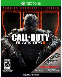 Call of Duty: Black Ops III Zombies Chronicles Edition (Xbox One)