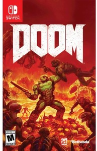 DOOM (Nintendo Switch) - Pre-owned