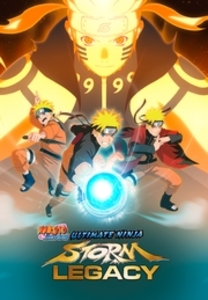Naruto Shippuden Ultimate Ninja STORM Legacy (PC Download)