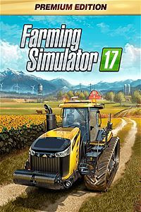 Farming Simulator 17 - Premium Edition (Xbox One Download) - Gold Required