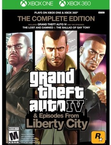 Grand Theft Auto IV: Complete Edition (Xbox One)