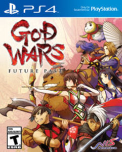 GOD WARS Future Past (PS4) - Pre-owned