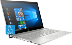 HP Envy 17t Touch Core i7-8550U, 12GB RAM, 1TB HDD, GeForce MX150