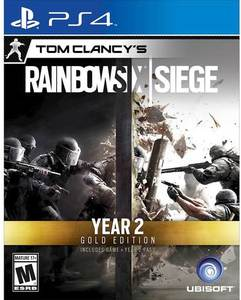 Tom Clancy's Rainbow Six Siege Year 2 Gold Edition (PS4)