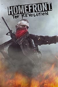 Homefront: The Revolution Freedom Fighter Bundle (Xbox One Download) - Gold Required