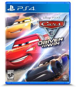 Cars 3: Driven to Win (PS4 Download)