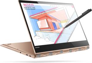 Lenovo Yoga 920-14 80Y70066US Core i7-8550U, 16GB RAM, 1TB SSD, 4K UHD Touch (Bronze)