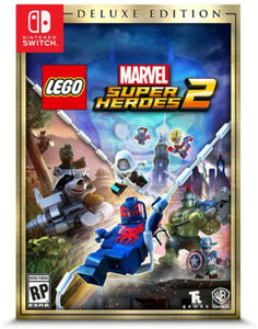 LEGO Marvel Super Heroes 2 Deluxe Edition (Nintendo Switch)
