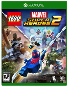 LEGO Marvel Super Heroes 2 (Xbox One Download) - Gold Required