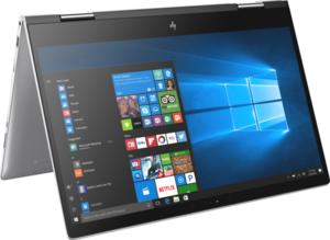 HP Envy x360 Core i7-8550U Coffee Lake, 16GB RAM, 128GB SSD + 1TB HDD