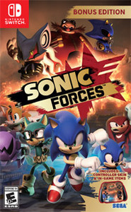 Sonic Forces Bonus Edition (Nintendo Switch)