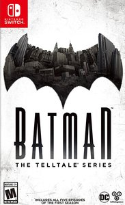Batman: The Telltale Series (Nintendo Switch)