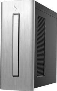 HP Envy 750-625rz, Ryzen 3 1200, 8GB RAM, 1TB HDD, Radeon RX 550