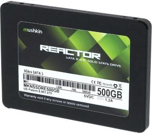 "Mushkin Enhanced Reactor SSD 2.5"" 500GB MKNSSDRE500GB"