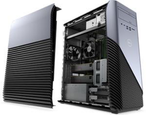 Dell Inspiron 5675 Desktop AMD Ryzen 5 1400, GeForce GTX 1060, 8GB RAM, 1TB HDD