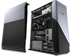 Dell Inspiron 5675 Desktop AMD Ryzen 5 1400, Radeon RX 570, 8GB RAM, 1TB HDD
