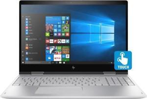 HP Envy x360 Core i5-8250U, 12GB RAM, 1TB HDD (New Open Box)