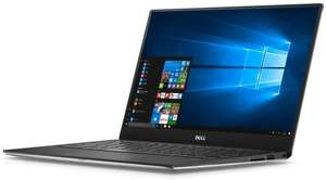 Dell XPS 13 9360 (2017) Core i5-8250U, 8GB RAM, 128GB SSD, InfinityEdge 1080p Touch