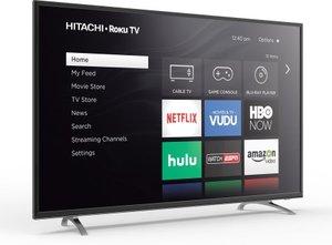 Hitachi 60RH2 60-inch 4K Ultra HD Roku Smart TV