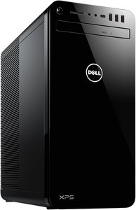 Dell XPS 8930 Desktop, Core i5-9400, GeForce GTX 1660, 8GB RAM, 256GB SSD + 1TB HDD