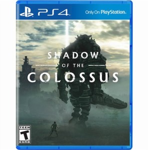 Shadow of the Colossus (PS4 Download) - PS Plus Required