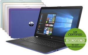 HP 17-bs000 Touch, Core i3-7100U, 8GB RAM, 2TB HDD (Refurbished)