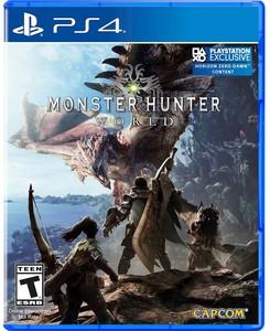 Monster Hunter World (PS4) - Pre-owned