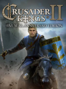 Crusader Kings II: 5 Year Anniversary Edition (PC Download)