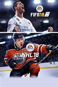 FIFA 18 & NHL 18 Bundle (Xbox One Download) - Gold Required