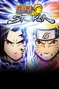 Naruto Shippuden Ultimate Ninja Storm (Xbox One Download)