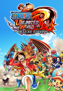 One Piece Unlimited World Red - Deluxe Edition (PC Download)