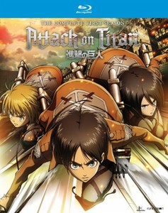 Attack on Titan: Season 1 (Blu-ray)