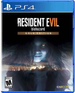 Resident Evil 7 Biohazard Gold Edition (PS4 Download)