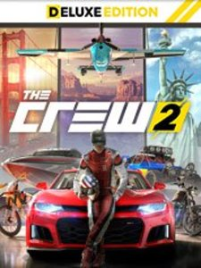 The Crew 2 Deluxe Edition (PC Download) + When Ski Lifts Go Wrong
