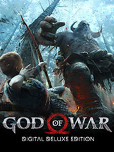 God of War Digital Deluxe Edition (PS4 Download)