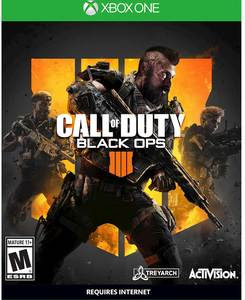 Call of Duty: Black Ops 4 (Xbox One Download) - Gold Required