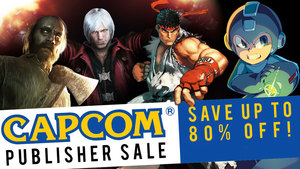PlayStation Store: Capcom Sale