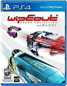 WipEout Omega Collection with VR Mode (PS4)