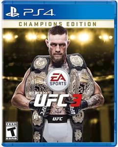 UFC 3 - Champions Edition (PS4)