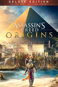 Assassin's Creed Origins – Deluxe Edition (Xbox One Download)