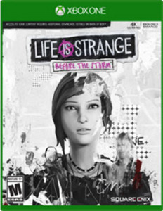 Life is Strange: Before the Storm Complete Season (Xbox One Download) - Gold Required