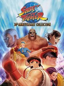 Street Fighter 30th Anniversary Collection (PC Download)