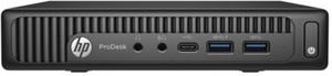 HP ProDesk 600-G2 Mini, Core i3-6100T, 16GB RAM, 256GB SSD (Refurbished)
